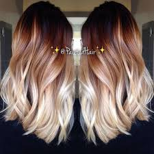 hombre style hair color for 46 year old women 10 two tone hair colour ideas to dye for ombre ombre hair and