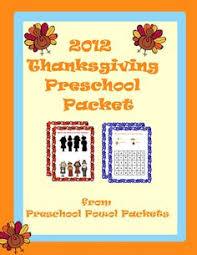 thanksgiving file folder product from preschoolpowolpackets
