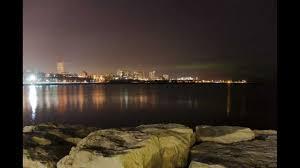Milwaukee Lights Northern Lights Over Milwaukee Youtube