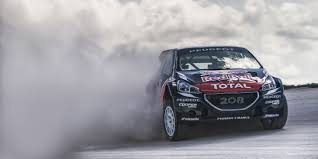 peugeot world an introduction to rallycross peugeot rapport