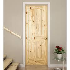2 panel arch top interior doors arch top 2 panel plank door cashal