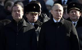 vladimir putin military russian president vladimir putin honours russian military on