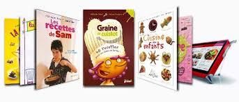 livre de cuisine pour enfants des livres de recettes pour attirer vos juniors en cuisine