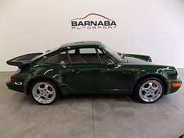 porsche 911 turbo 3 6 for sale green 1994 porsche 911 turbo 3 6 revisit german cars for