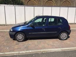 renault clio grande rn for sale service history mot drives good