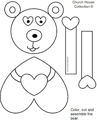 38 best free valentine template pattern cutouts images on