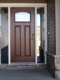 Exterior Door Window Inserts Exterior Door Glass Inserts With Blinds Mmi Door In X In