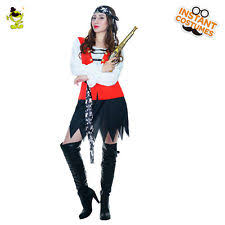Pirates Caribbean Halloween Costume Pirates Caribbean Dress Ebay
