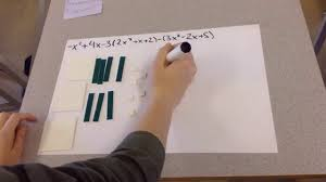 math 9 adding subtracting polynomials youtube