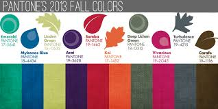 how to choose wedding colors bridesmaid dresses fall 2013 amazing color inspiration pantone