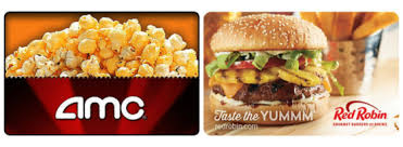 amc gift card deals 5 bonus code with 25 amc gift card or 25 robi gift card for 20