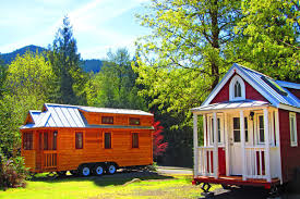 Tumbleweed House New Tiny House Village In Portland Lets You Test Drive Tiny Living