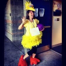 Halloween Costumes Sesame Street 25 Big Bird Costume Ideas Big Bird Realistic