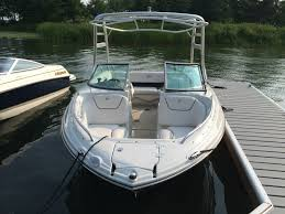 crownline 220 ls w razor package wakeboard tower and graphics