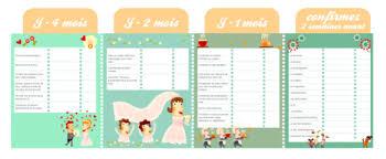 calendrier mariage calendrier de préparatifs mariage sympa blogs à suivre