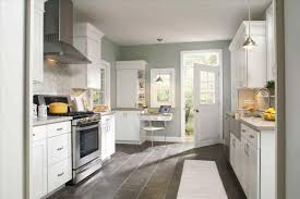 blue kitchen walls with gray cabinets kitchen paint colors with