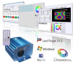 chromateq lighting system dmx controller usb dmx 512