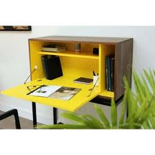 secretaire bureau meuble de bureau design secrétaire my city signé miiing