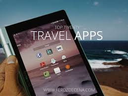 My top 20 travel apps for android and ios ferdziview