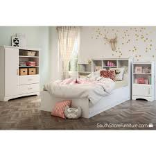 White Bedroom Set Armoire South Shore Callesto Pure White Armoire 9018045 The Home Depot