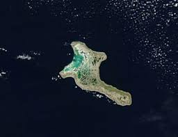 nasa satellite snaps colourful christmas island business line