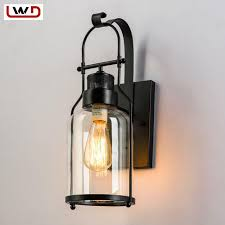 Vintage Industrial Wall Sconce Vintage Industrial Wall Sconces Retro Wall Light For Living Room