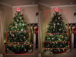 led christmas tree tip how to take photos with led christmas lights