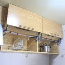 kitchen hinges hanging cabinet door vertical swing lift up stay