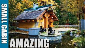 amazing the totems small cabin by henry yorke mann youtube