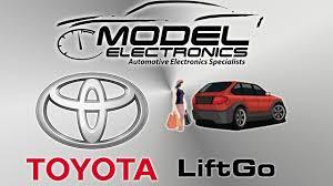 lexus service in ramsey nj model electronics now installs liftgo for toyotas and lexus full