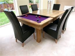 Pool Table And Dining Table by Stunning Pool Dining Room Table Photos House Design Ideas