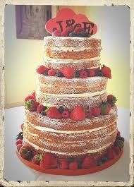 wedding cake no icing wedding series cake inspiration paperblog