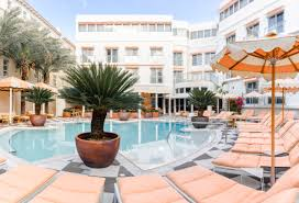 the plymouth hotel a new hip hideaway on south beach