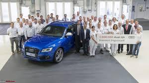 Audi Q5 Facelift - 2013 audi q5 facelift launch report u0026 short drive team bhp