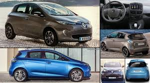 renault zoe interior the motoring world zoe now offers best range of any mainstream