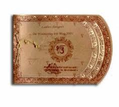 punjabi wedding card sethi wedding cards phagwara manufacturer of occasion card and