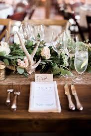 Table Wedding Decorations Best 25 Antler Wedding Decor Ideas On Pinterest Deer Antler