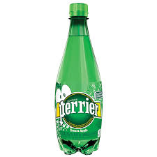 green apple martini bottle amazon com perrier green apple flavored sparkling mineral water