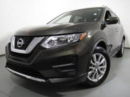 used 2017 nissan rogue fwd sv north carolina knmat2mt4hp507644