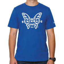benchmade true blue t shirt