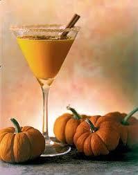 pumpkin pie martini with recipe alcoholic drinks foods