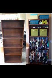 bookcase for baby room 15 totally genius ways to organize baby clothes dresser changing