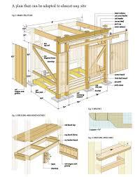 Building A Studio Desk by Home Recording Studio Desk Plans Woodworking Pro For Construction
