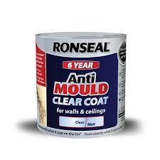 Fungicidal Wash For Interior Walls 3 In 1 Mould Killer Ronseal