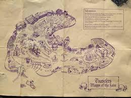 Fredericksburg Va Map Virginia Renaissance Faire Map Vintage Map From 1996 199 U2026 Flickr