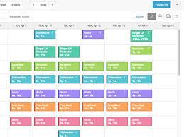 Shift Pattern Generator Online   best employee schedule maker workforce management