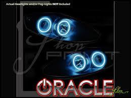 04 07 volkswagen touareg ccfl halo rings headlights bulbs