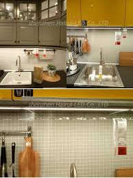 wholesale 50pcs 1m 7020 dimmable under cabinet strip lighting