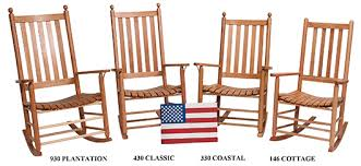Quality Chairs Rocking Chair Troutman Rocking Chairs World S Best Rockers