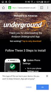 how to get android apps and games for free u2013 amazon underground